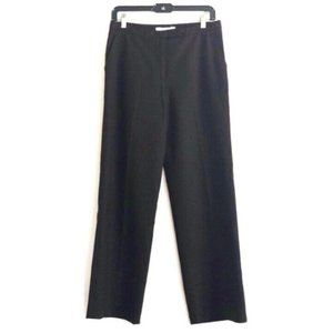 maxmara Luxury Brown Dress Pleated Dress Trousers
